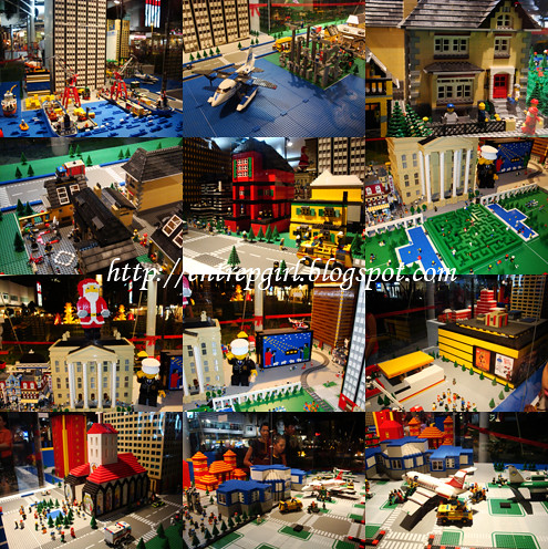Lego Island collage big 1