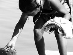 (Monia Sbreni) Tags: people bw india asia noiretblanc zwartwit indian bn indie varanasi schwarzweiss pretoebranco bianconero biancoenero ganga benares gange uttarpradesh svartvitt blackandwithe moniasbreni reportase