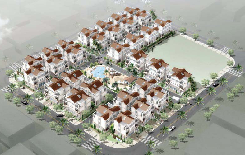 Apartment Construction Plans India