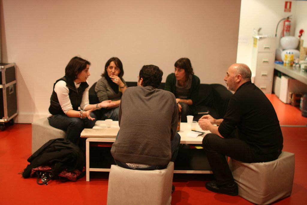 Sesión de trabajo Procomún (04.12.2008)