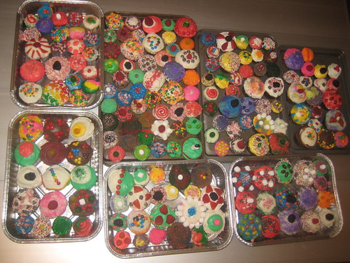 cupcakes for National Cupcake Day