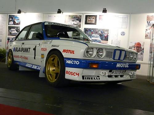 BMW M3 Rally Pep Bassas