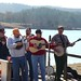 W Kerr Scott Lake, The Grasshoppers, RG Absher, Polar Plunge
