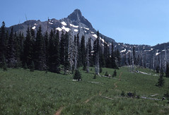 Mt Washington, Oregon (Geographer Dave) Tags: oregon cascades cascade mountains volcanoes mount washington