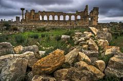 morocco_hdr-21 (zizin) Tags: nikon ruins morocco d100 nikkor maroko 1685mm
