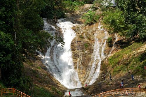 Lata Iskandar Waterfalls #2