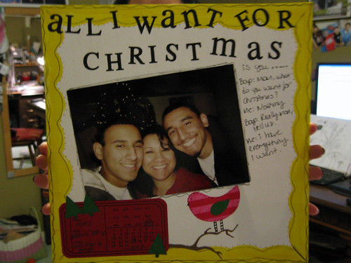 STM - All I want for Christmas