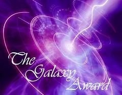 The GALAXY award