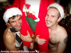 "Olivier's ""Naughty or Nice"" Christmas Party"