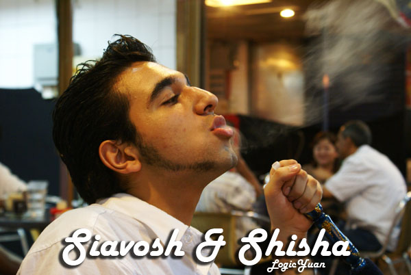 siavosh and shisha