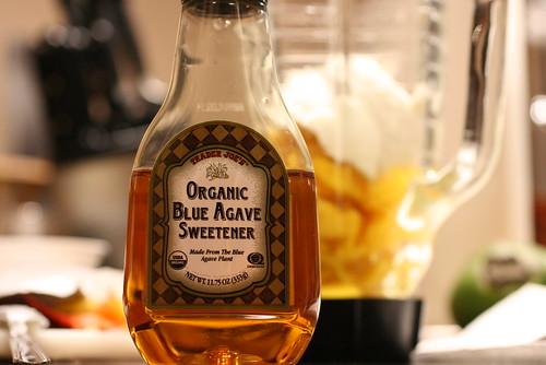 Organic Blue Agave Sweetener