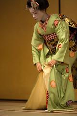 Kyomai, Maiko Takahina #5 (Onihide) Tags: japan kyoto maiko hanamachi kyomai gionkobu takahina