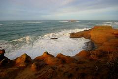 Devils Punch Bowl State Park (Gigapic) Tags: ocean cliff beach water oregon landscape landscapes rocks waves devils sigma bowl 1020 10mm pfogold