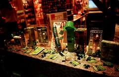 Luck of the Irish (Georgie_grrl) Tags: irish holiday toronto ontario green toys downtown condoms celebration pentaxk1000 clover queenstreetwest shamrocks lube ohmy blimey adultstore cans2s rikenon12828mm thecondomshack emeraldstud happystpatricksdayall leprechaunshat