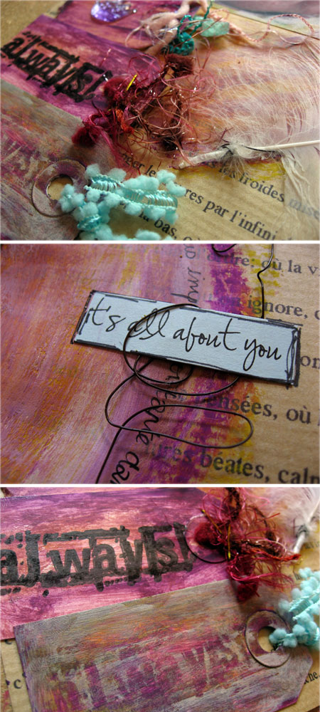 It's all about you (always) details