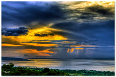 Bau Bau island (maninerror (hanif)) Tags: sky bali sun seascape indonesia landscape hdr hdri hf