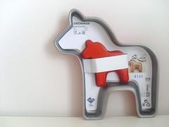 ikea dala horse pan (::fanny::) Tags: