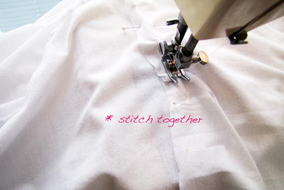 DIY-v-neck-t-shirt-dress-6