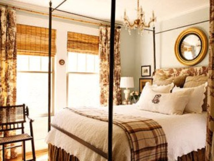 Heather Chadduck Bedroom