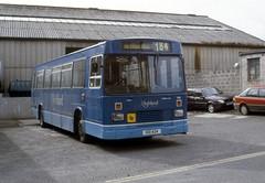 highland - highland 176 thurso depot 03 JL (johnmightycat1) Tags: bus scotland highlandomnibuses