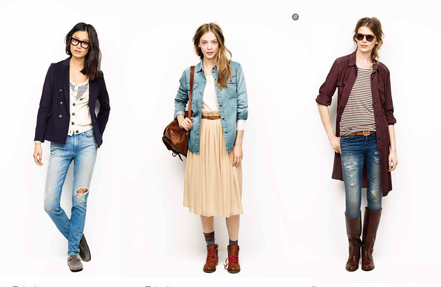 Madewell Fall Lookbook