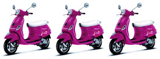 4 tres motos