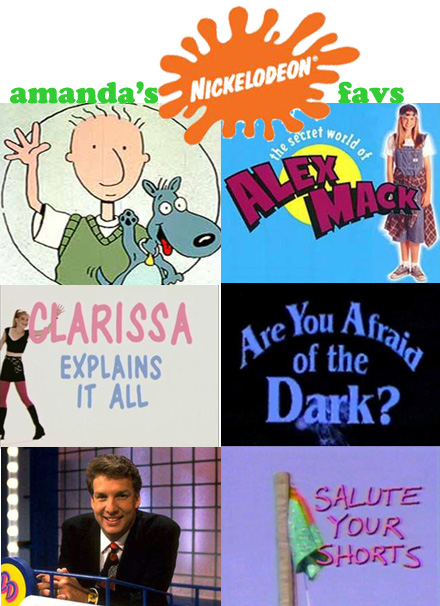 Nickelodeon Shows Old ...