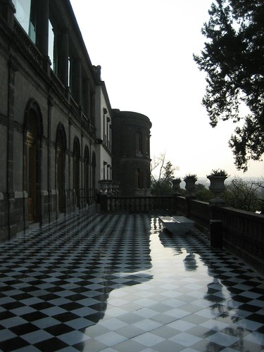 Palacio de Chapultepec, Mexico DF