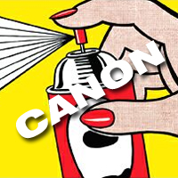 Canon para spray