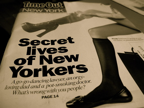 Secret Lives
