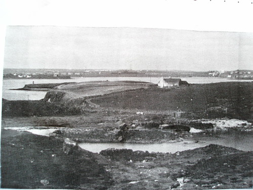 Kildun Cottage and Arnish Point in the 1950s