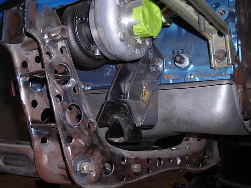garrett turbo opel cih gt2554