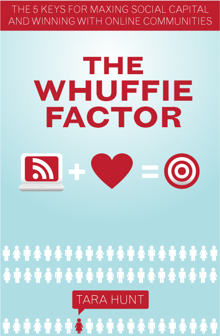 The Whuffie Factor - cover by Cindy Li