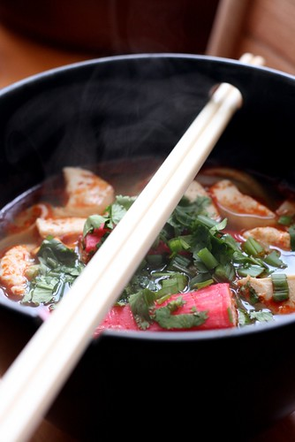 Tom yum gai 2
