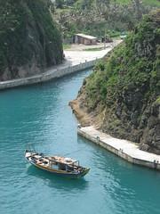 Boat-Batanes Islands-Philippines (mikemellinger) Tags: fab water boat bataan goldstaraward philippinesnaturescenerybatanes larawangpinoy