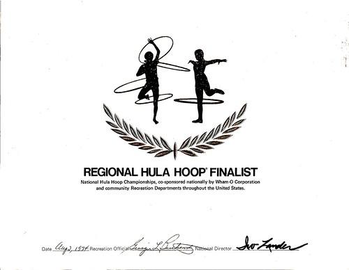 Regional Runnerup
