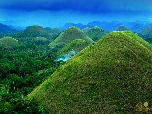 Chocolate Hills - F0044 by TheHouseKeeper.