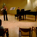 ELIZABETH LOPEZ, VIOLÍN - SERGEI BEZRODNI, PIANO