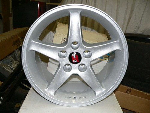 ... View topic - For Sale: 1995 Ford Cobra R wheels 17x9 - Brand New R58