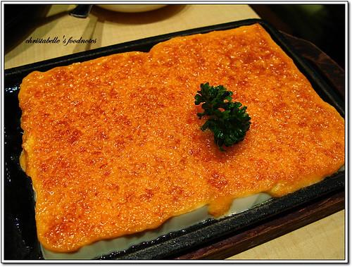 味千拉麵焗烤明太子豆腐0
