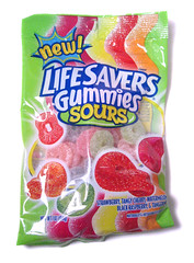 Lifesavers Gummies: Sours Package
