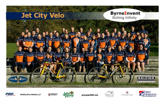 JetCityVelo - 2008 Team Picture