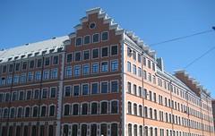 Fazerin makeistehdas toimi tässä (Anna Amnell) Tags: buildings helsinki eira talot fazerinmakeistehdas