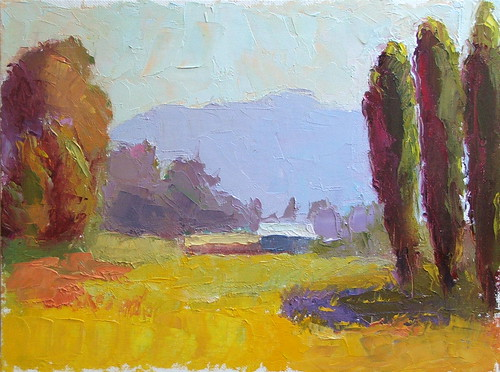 Nicasio Landscape