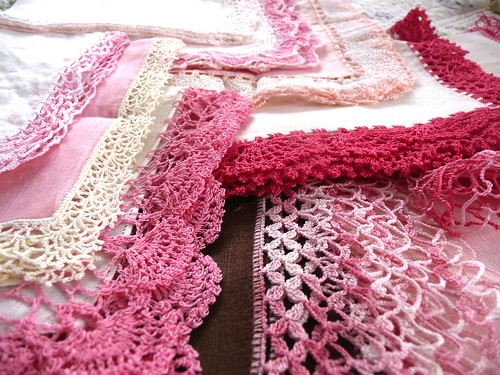 Vintage Crochet Edgings