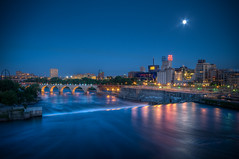 Red Bull Illume (Greg Benz Photography) Tags: minnesota photoshop river mississippi photography benz nikon minneapolis twincities hdr photomatix supershot diamondclassphotographer representedbygetty carbonsilver nightimagesallphotoarewelcome gregbenz gbenz