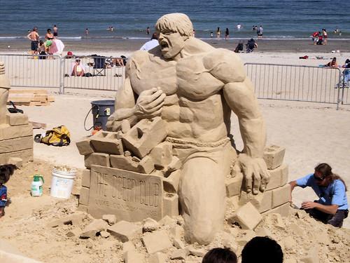 Sand sculptures - Page 2 2678410453_03af02d1d1