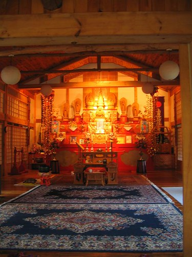 The buddhist shrine