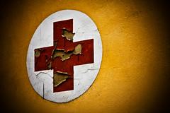 Peeling cross