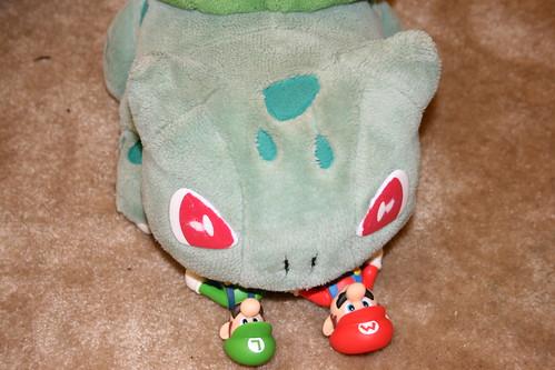 Mario & Luigi - 7 - Spoke Too Soon...